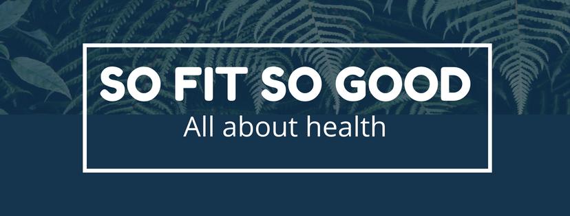 活好的So Fit So Good為你的健康找答案