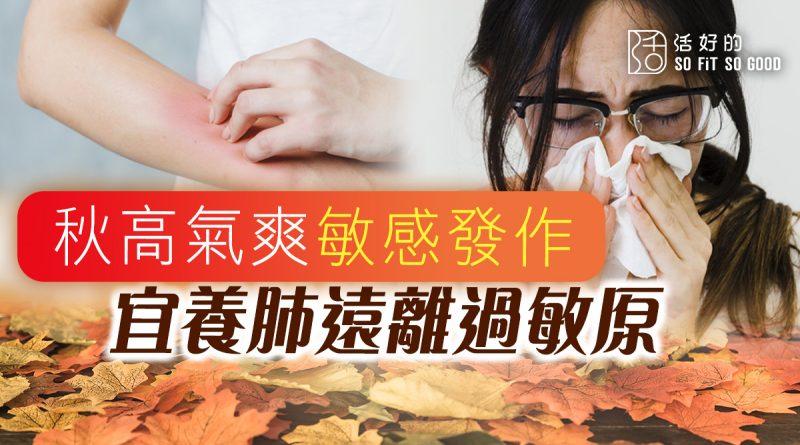 宜養肺遠離過敏原