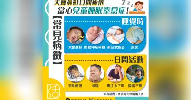 兒童睡眠窒息1